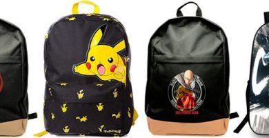 mochilas anime baratas