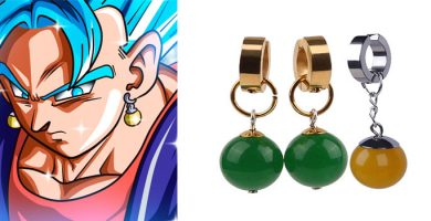 pendientes potara dragon ball barato