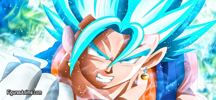 pendientes potara vegetto dragon ball