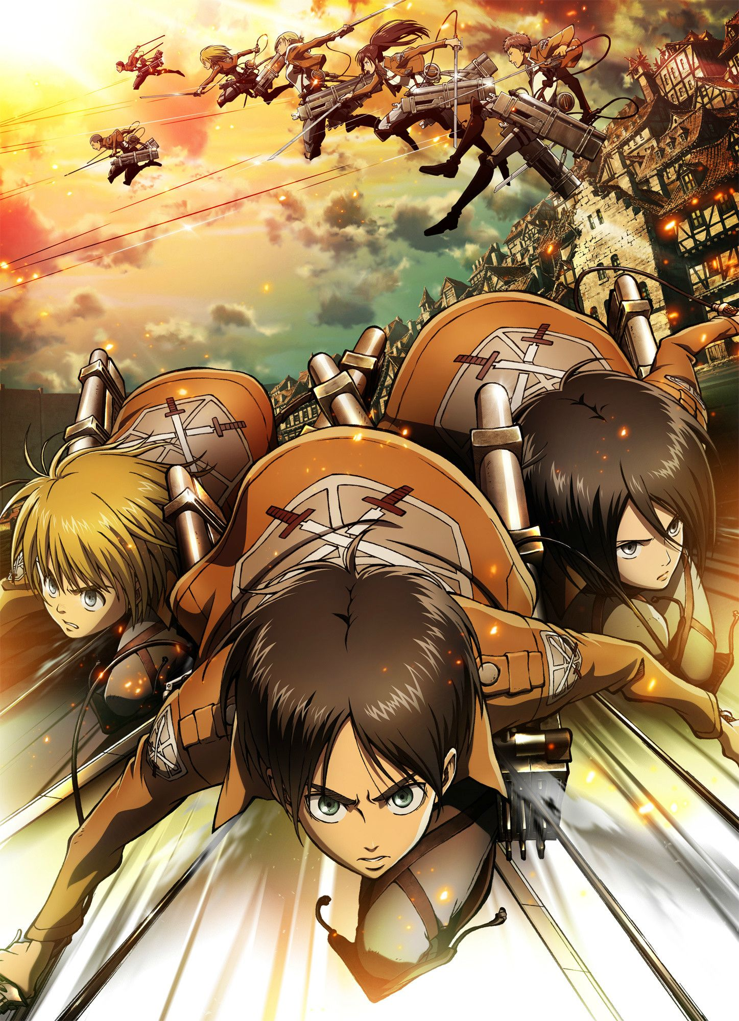 posters anime para imprimir