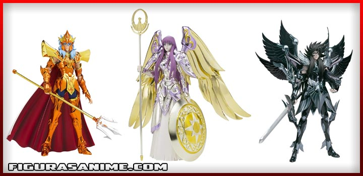 saint seiya myth cloth dioses