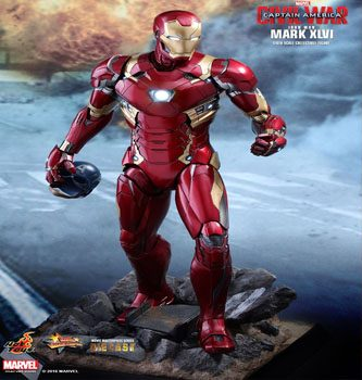hot toys iron man