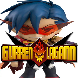 figura Tengen Toppa Gurren Lagann