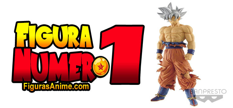 figura goku dragon ball super