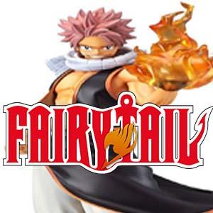figuras fairy tail