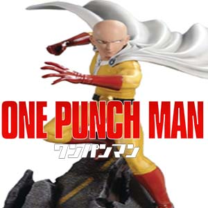 figuras one punch man