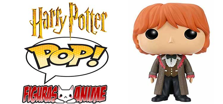 Funko pop harry potter ron weasly barato