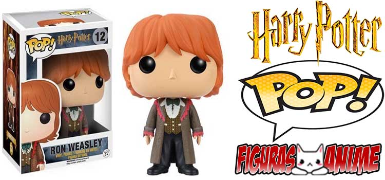 comprar funko pop Ron weasly Yule Ball