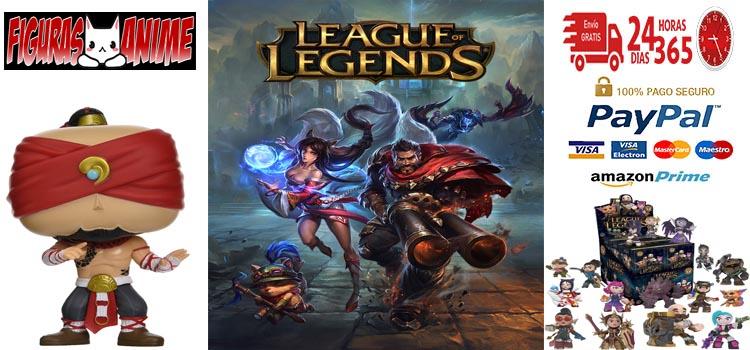 figuras league of legends baratas