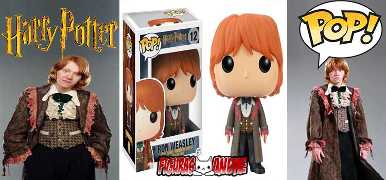funko pop Ron weasly Yule Ball