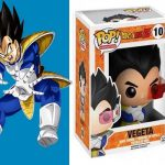 funko pop vegeta exclusivo