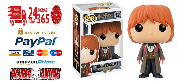 ron weasly funko pop barato original