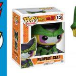 figura funko pop perfect cell vinyl