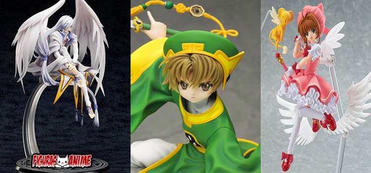 figuras card captor sakura originales